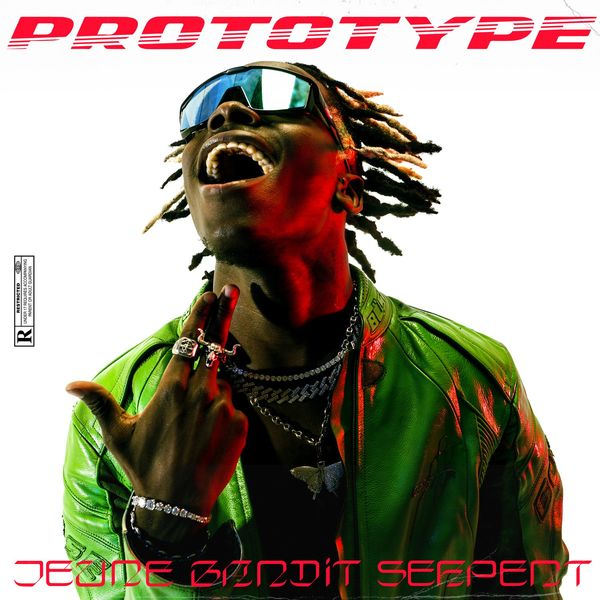 Cover Prototype - Jeune bandit serpent (Explicit) album